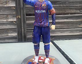 messi Lionel Messi News V2 Barcelone 2019 3d print