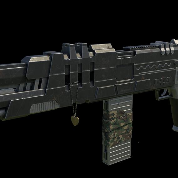 My first gun design