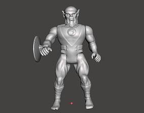 LYNX-O VINTAGE THUNDERCAST COMPLETO 3D print model