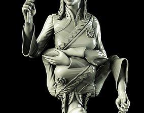 3D printable model Mirrored Queen