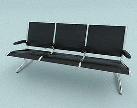 3D Herman Miller Eames Tandem Sling
