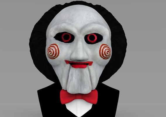 Billy The Puppet bust
