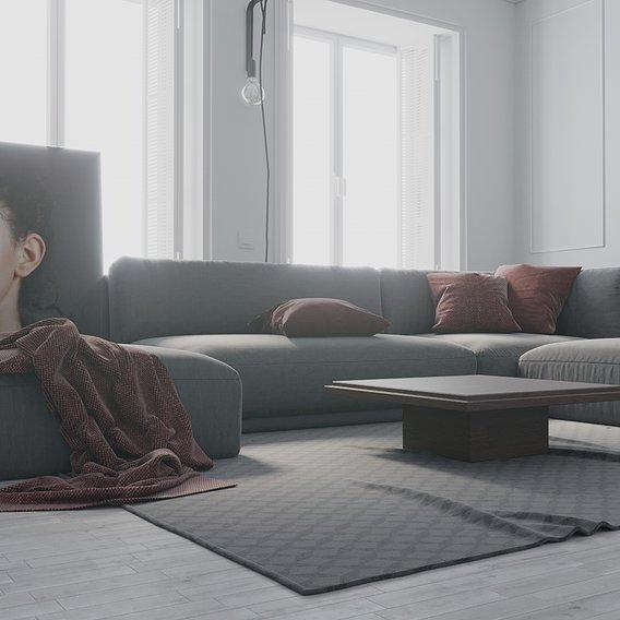 Daylights livingroom