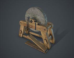 3D model Grinding Wheel