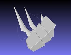 3D printable model Shield Hero Curse Armor Upper Arm