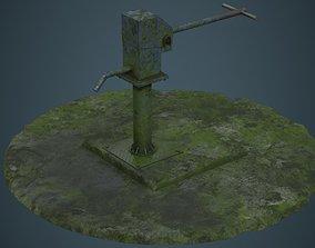 Hand Pump 3B 3D model