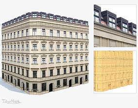 3D asset Apartment House 195