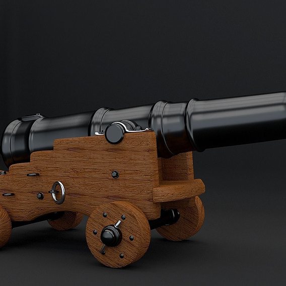 18th Century Cannon