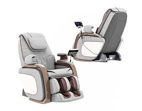Modern massage chair 3D