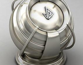 3D VRAY SHADER---METAL---Billon
