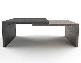 3D asset Universal Furniture - Welles Cocktail Table