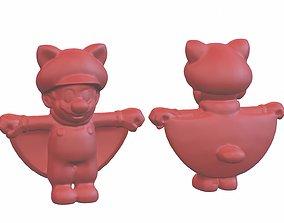3D printable model Super Mario Squirrel